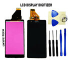 NEW OEM LCD Display Screen Touch Digitizer For Sony Xperia ZR M36h C5502 C5503