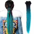 "20"" 1 Strand Ombre Dreadlocks Crochet Braids Synthetic Braiding Hair Extensions"