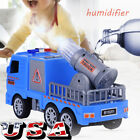 Kids Boys Fire Truck Toy Vehicle Cars With Lights Sounds Funny Toys Gifts