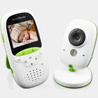 LCD IR Night Vision Baby Monitor Wireless Camera Time Display Safety CCTV GS-602