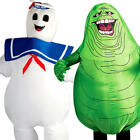 Ghostbusters Inflatable Villain Mens Fancy Dress 1980s Halloween Adults Costume