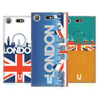 HEAD CASE DESIGNS LONDON CITYSCAPE SOFT GEL CASE FOR SONY XPERIA XZ1 COMPACT