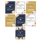Hadley Design Will You Be My Bridesmaid Stickers/Wine Labels Maid of Honor Gift
