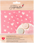 Sweet Sugarbelle VALENTINES 5x5 COOKIE Decorating Stencil