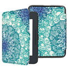 For Barnes & Noble Nook GlowLight 3 eReader 2017 BNRV520 Slim Case Leather Cover