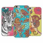HEAD CASE DESIGNS FANCIFUL INTRICACIES SOFT GEL CASE FOR APPLE iPHONE PHONES