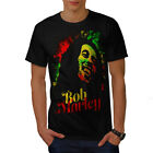 Wellcoda 420  Weed Rasta Mens T-shirt, Reggae Graphic Design Printed Tee