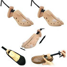 2 x MENS GENTS / LADIES SHOE STRETCHERS TREE WOODEN SHAPER BUNION CORN BLISTER