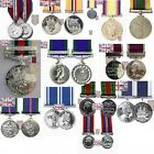 Large Selection of Official FULL SIZE Medals with Ribbon ( WW2 Diamond Herrick