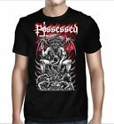POSSESSED - Winged Devil - T SHIRT S-M-L-XL-2XL Brand New - Official T Shirt