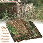 Camouflage Camo Cover Hide Netting Decoy Hunting Shoot Army Kid Woodland Camping
