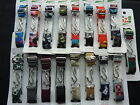 SNAKE BELTS FOR BOYS/GIRLS/CHILDREN,adjust to FIT APPROX. 1-10, LOTS OF PATTERNS
