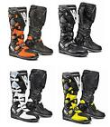 NEW SIDI X3 SRS MX DIRTBIKE OFFROAD BOOTS ALL COLORS ALL SIZES
