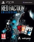 NEW & SEALED! Red Faction Collection Sony Playstation 3 PS3 Game UK