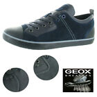 Geox Smart Men's Leather Fashion Sneakers Shoes