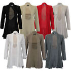 Ladies/Womens Knitted Crochet Cardigans