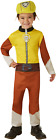Boys Classic Rubble Paw Patrol Dog Cartoon Book Day Fancy Dress Costume Outfit
