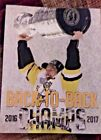 CHAMPS ONLY PITTSBRGH PENGUINS 2016-2017 BACK TO BACK BOOK GREAT CONDITION