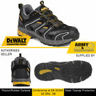 DeWalt Mens Lightweight Safety Steel Toe Cap Lace Up Sports Trainers Wide Fit