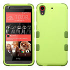 For HTC Desire 555 IMPACT TUFF HYBRID Protector Case Skin Cover + Screen Guard
