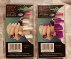 Pink Tease Classic False Nails 100 Pack Assorted Sizes  NO GLUE Pick A Shade