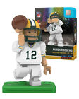 Aaron Rodgers Green Bay Packers Color Rush OYO Sports NFL G4 Figure Minifigure