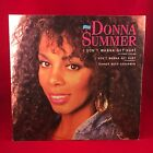 "DONNA SUMMER I Don't Wanna Get Hurt  UK 12"" vinyl single EXCELLENT CONDITION"