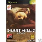 SILENT HILL 2 Xbox X box Import Japan