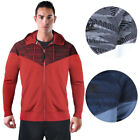 Nike Shield Men's Full Zip Hooded Windbreaker Running Jacket