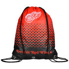 NHL Eishockey Drawstring Gym Bag Rucksack Sport Tasche Penguins Leafs Bruins neu