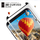 For Samsung Galaxy S9 / S9 Plus Premium 3D Curve Tempered Glass Screen Protector