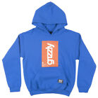 Grizzly Griptape Roots Fleece Hoodie Sweatshirt Sweater Pullover Youth Boy Royal