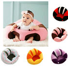 Baby Seat Support Sofa Learn Sit Cotton Safety Pillow Cushion Legs Feeding Chair