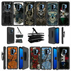 For Samsung Galaxy S9 Plus G965 (2018) Protective Clip Stand Case - Tough Art