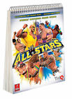 WWE All Stars Prima Official Video Game Guide 2011 Xbox 360 Playsation 3 & Wii