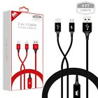 Type-C, Micro USB 2-in-1 Data Cable