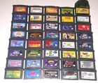 Vintage & Authentic Gameboy Advance Games Lot ~ Plays GBA SP DS DSL Zelda Wario