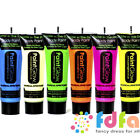 Paint Glow Glow in the Dark Body Paint 10ml Glows for Hours Make Up Festivals