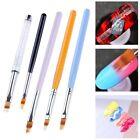 Ombre Gradient Drawing Painting Pen Gradient UV Gel Liner Brush Nail Art
