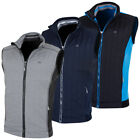 Calvin Klein Golf Mens 2018 Cyclone Full Zip Stretch Padded Gilet 47% OFF RRP