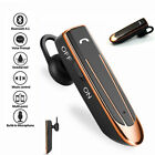 Bluetooth Headset Wireless Bluetooth Headphone Long Talking for Samsung ZTE LG