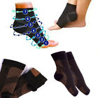 Copper Infused Relieve Compression Sleeve Foot Sock Pack of 1 Pair