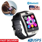 Fashion Bluetooth Smart Watch Unlocked Phone for Android Men Women Boys Girls
