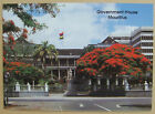 Government House Mauririus postcard