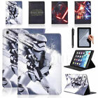 "Star Wars The Force Awakens Leather Case Cover For iPad Mini Air iPad 2 3 4 9.7"" $11.03 CAD on eBay"