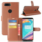 Case PU Leather Flip Stand Slots Wallet Cover Pouch For Oneplus Mobile Phone 38