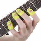 4PCS Guitar Fingertip Protector Picks Finger Guards For Ukulele Guitar Accessory