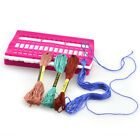30 Slots Plastic Cross Stitch Needles Holder Embroidery Floss Thread Organizer