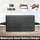 battery tender for atv - 12V Smart Battery Charger Tender Maintainer for Car Motorcycle ATV Boat Truck
