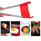 Clever Tongs 2 in 1 Kitchen Cooking Spatula And Tongs Non Stick Heat Resistance